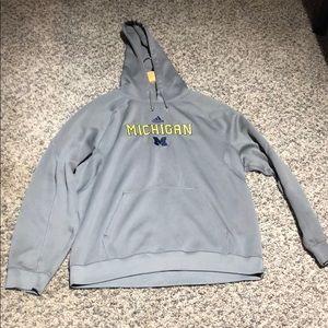 Michigan Sweatshirt with hood